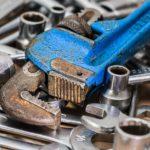 A manutenção de equipamentos
